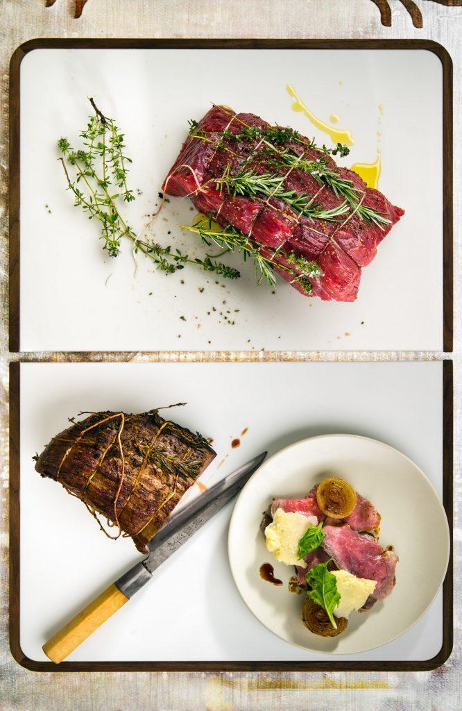 Zeit für Fleisch! Das Porcella-Kochbuch